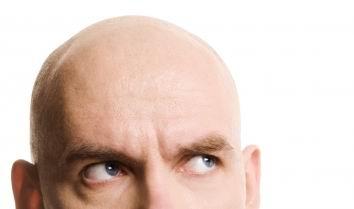 One hair