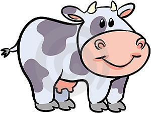 Vegetarian cow