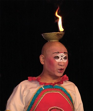 Chinese_clown
