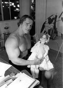 Arnold_with_doll