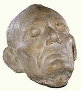 Lincoln_death_mask