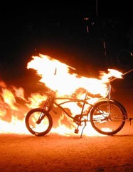 Burning_bike