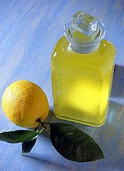 Limoncello casero (Licor de limón)