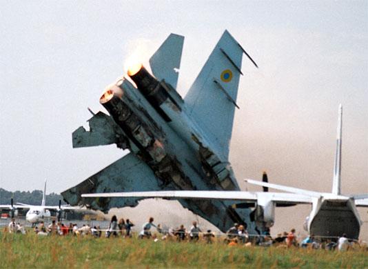 flight crash
