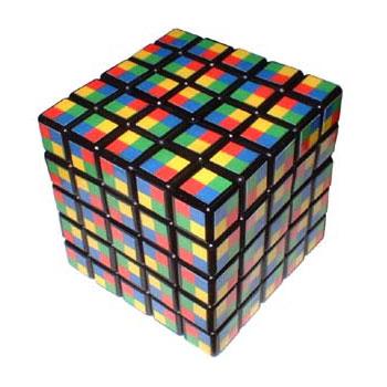 Magic with a Rubik's Cube