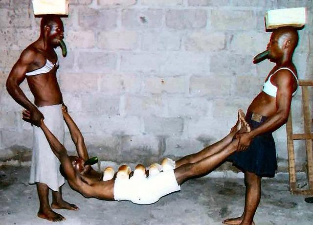 african rituals