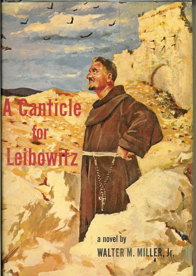 Cover of Miller's Canticle for Liebowitz
