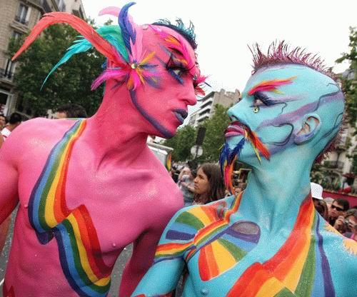 Исследование: гомосексуалисты имеют более слабое здоровье, чем гетеросексуалы