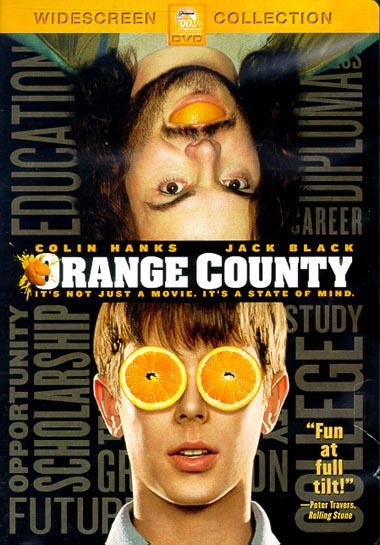 Daug vargo dėl mokslo | Orange County | (2002) DVDRip | Komedija